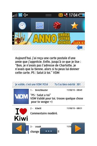VDM pour Samsung Wave