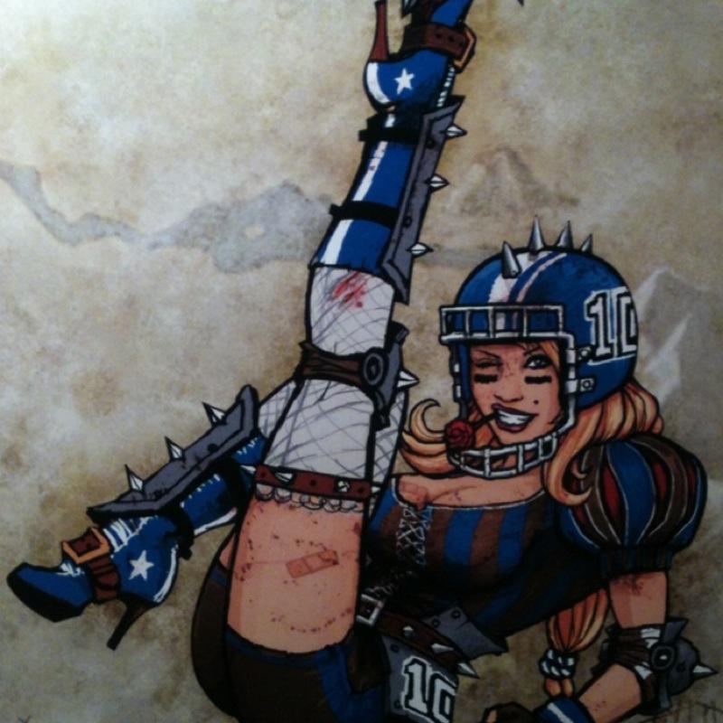 Warrior94